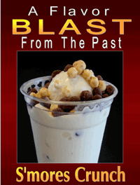 S'mores Crunch® - a Blast form the Past